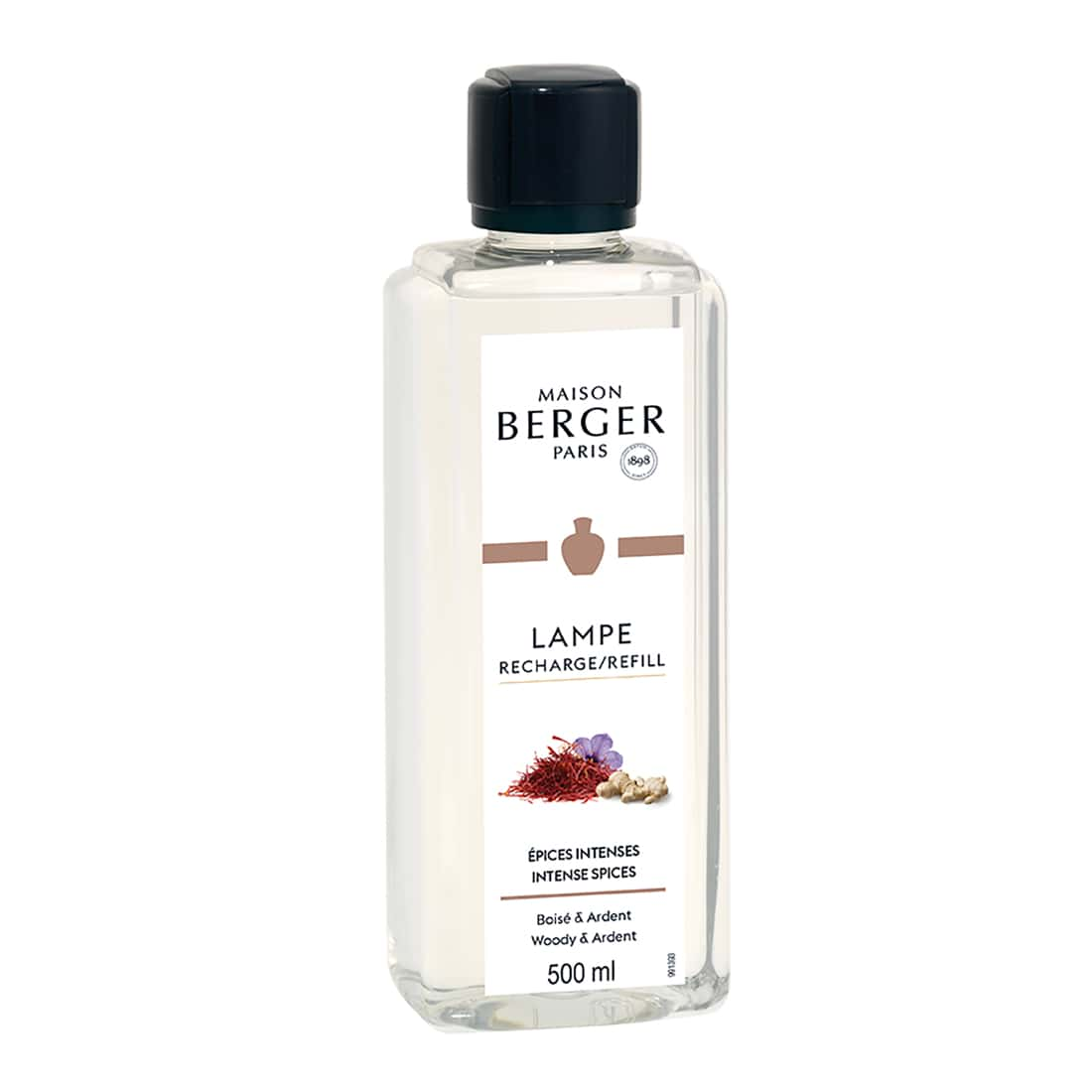 Photo de Parfum maison Lampe Berger Épices Intenses 500 ml