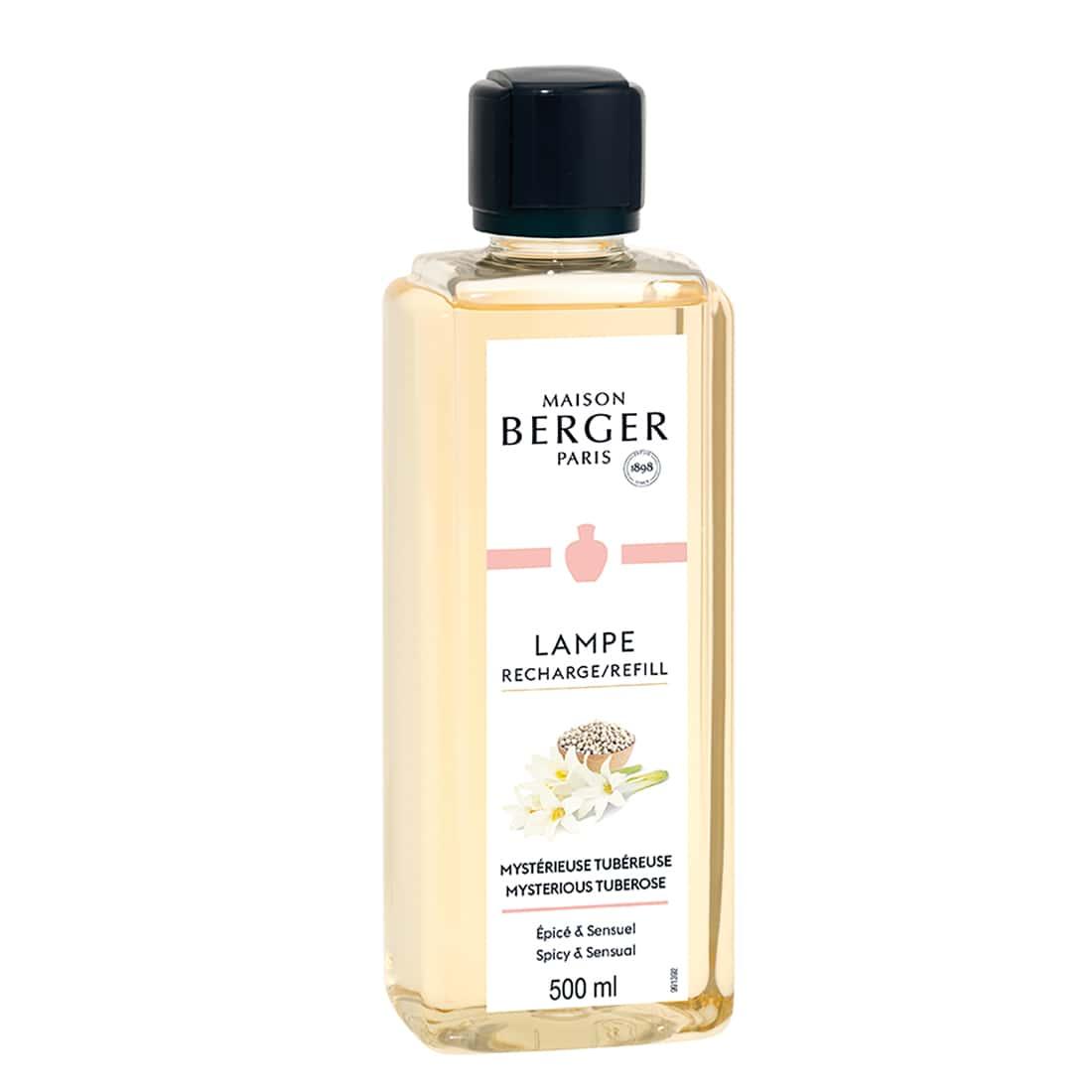 Photo de Parfum maison Lampe Berger Mystérieuse Tubéreuse 500 ml