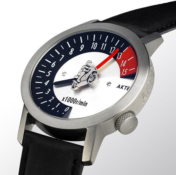 Photo de Montre Akteo Moto Course 42