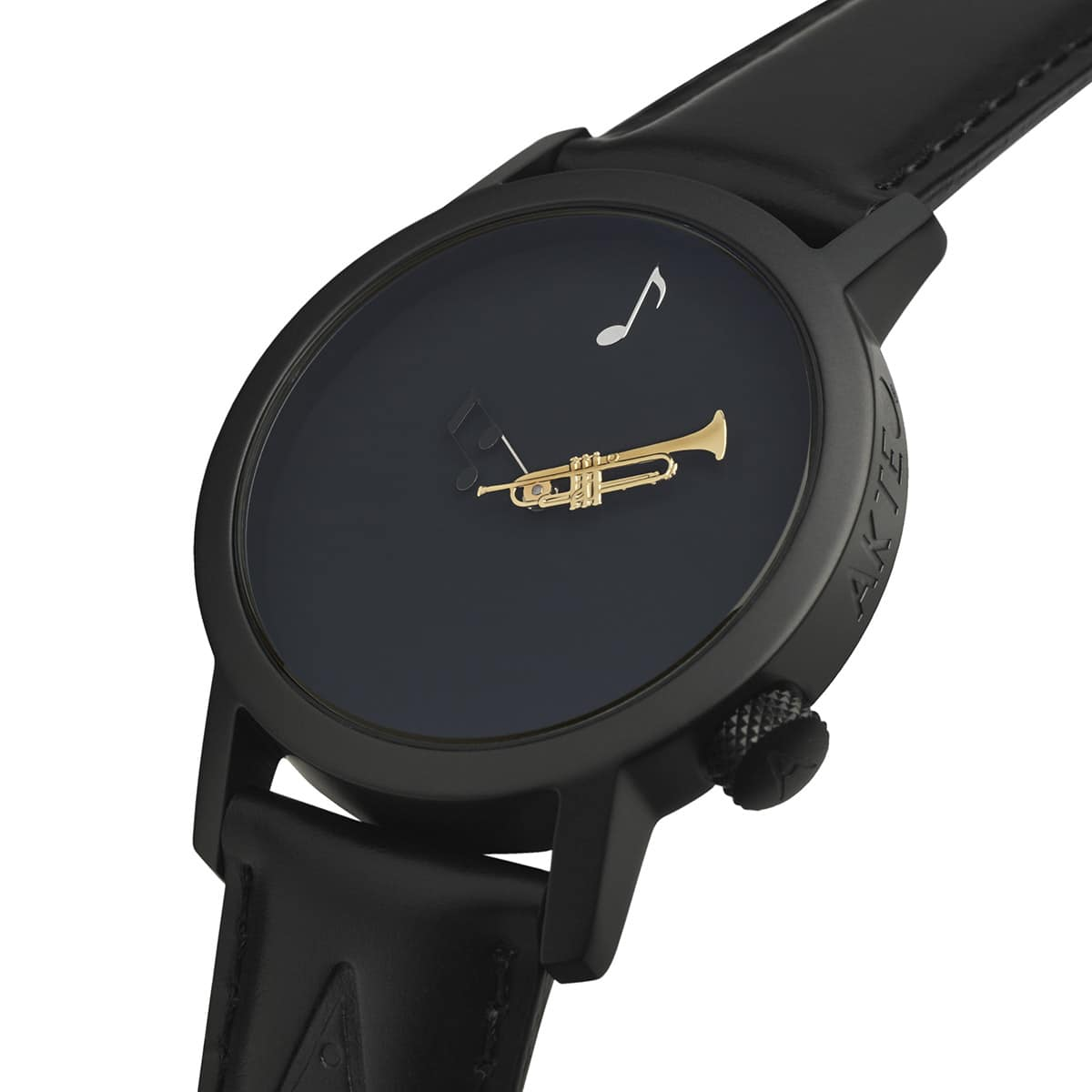Photo de Montre Akteo Trompette 42 Black