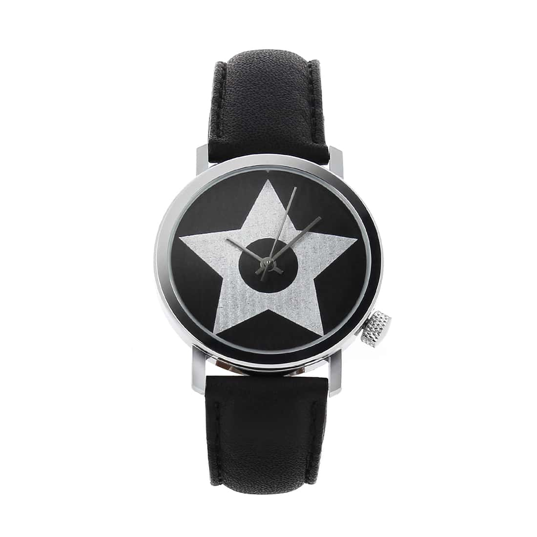 Photo de Montre Akteo Vintage Star noire
