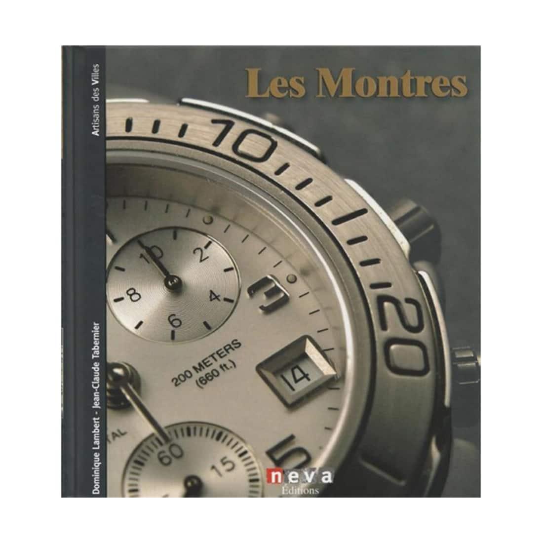Photo de Livre - Les Montres