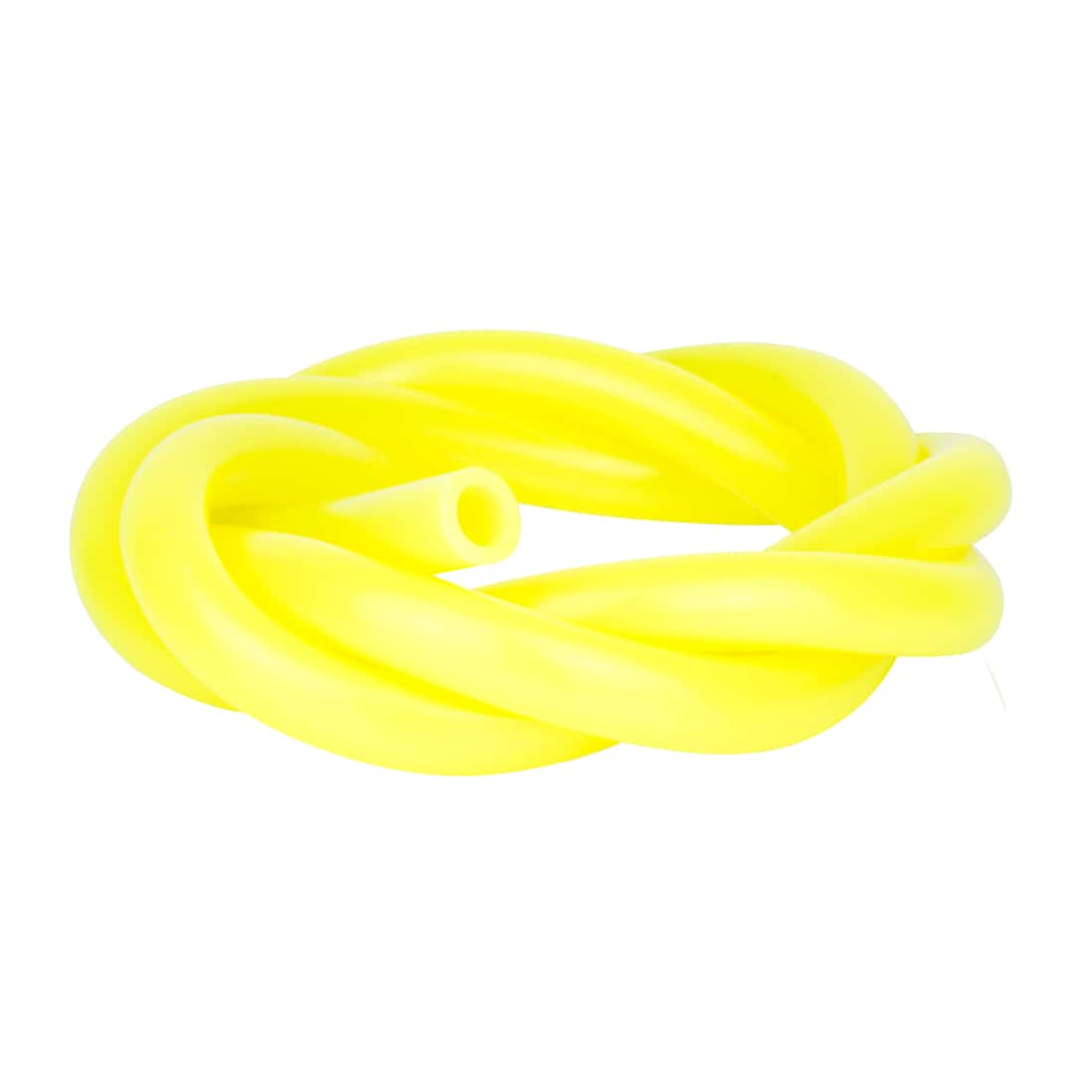 Photo de Tuyau Chicha Silicone 150 cm Jaune Néon