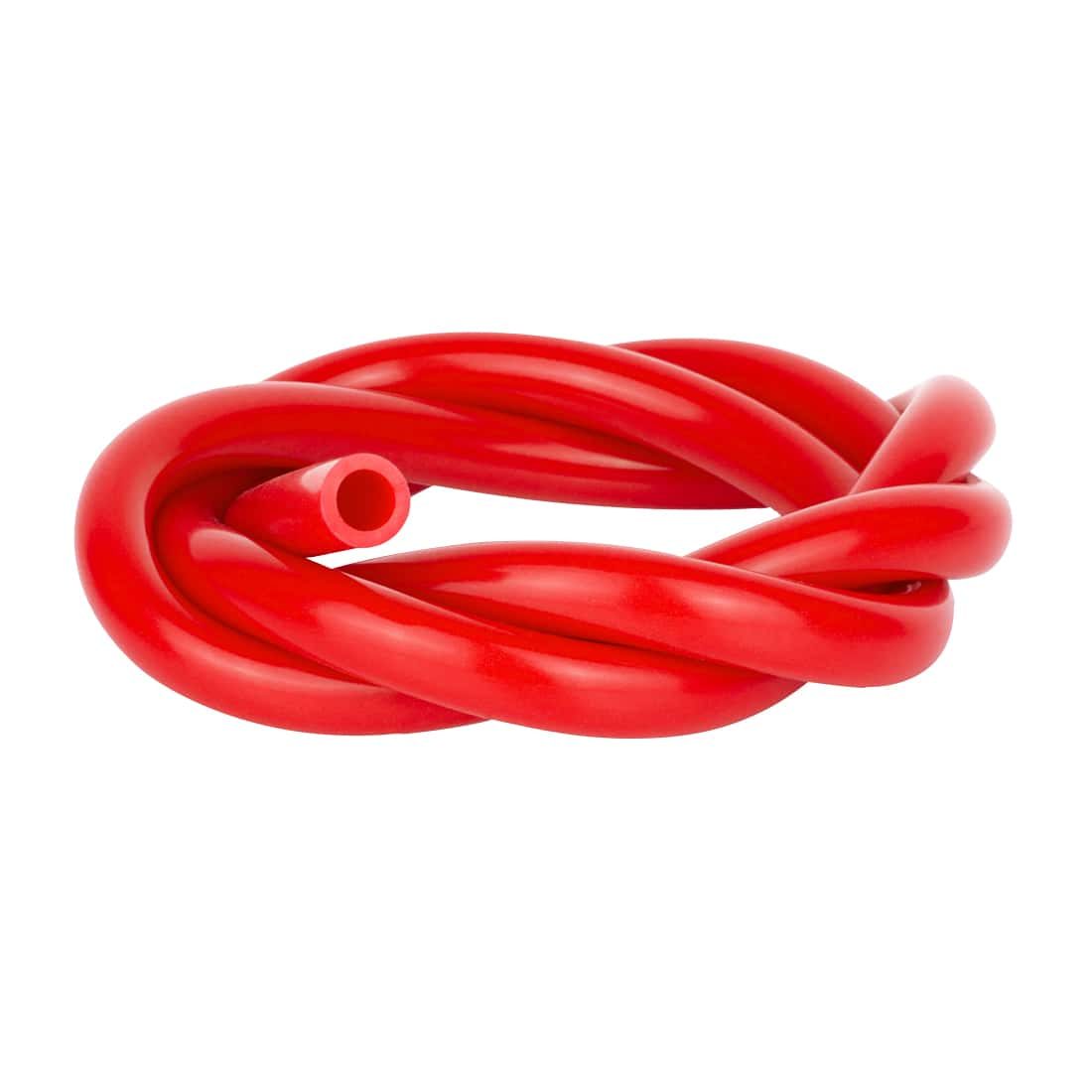 Photo de Tuyau Chicha Silicone 150 cm Rouge