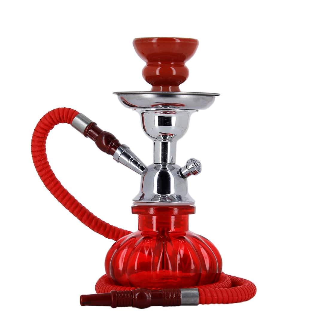 Photo de Chicha Pumpkin 24 cm Rouge