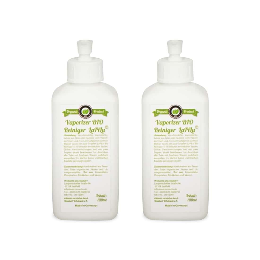Photo de Liquide de nettoyage Bio Limpuro 100 ml x2