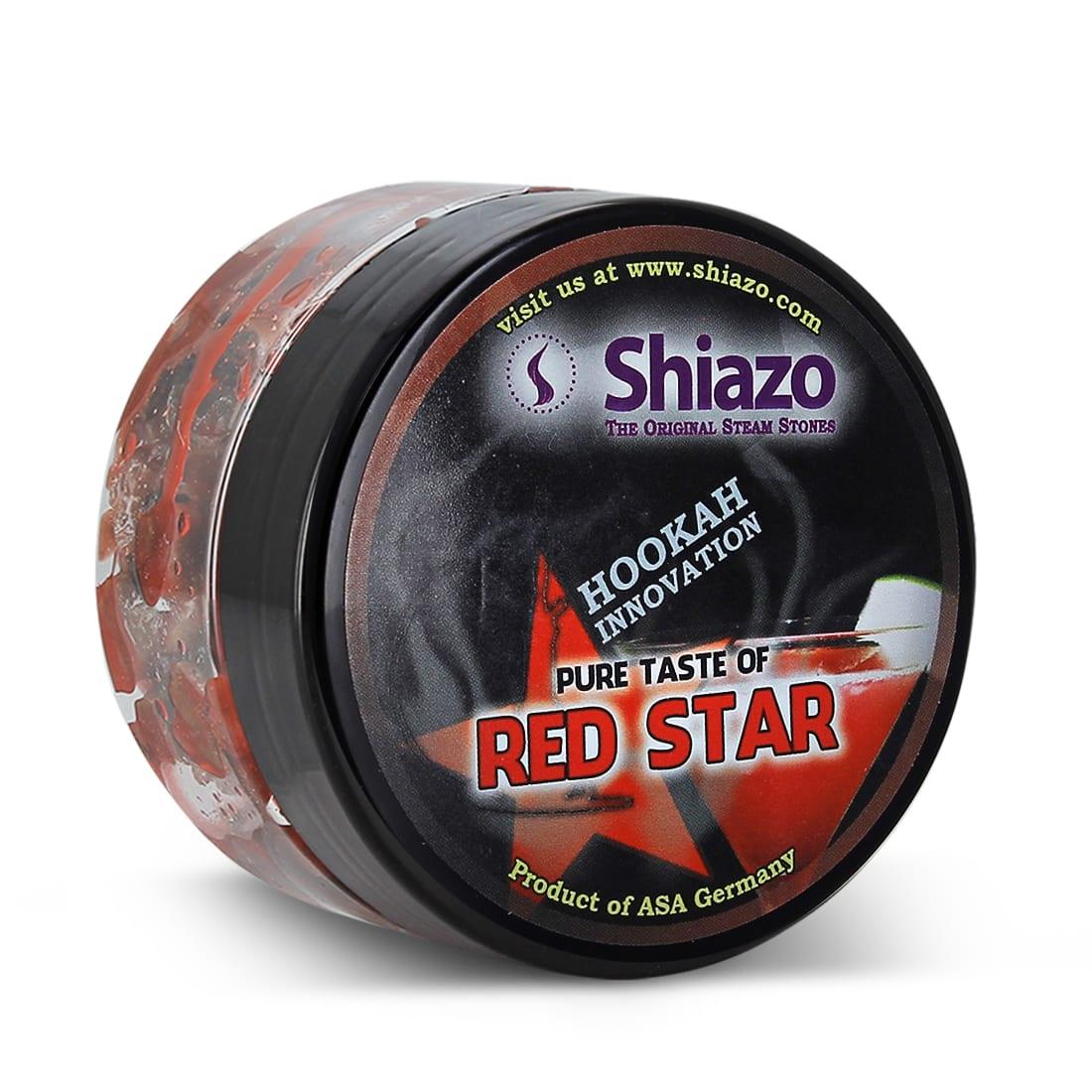 Photo de Pierres à chicha Shiazo Red Star