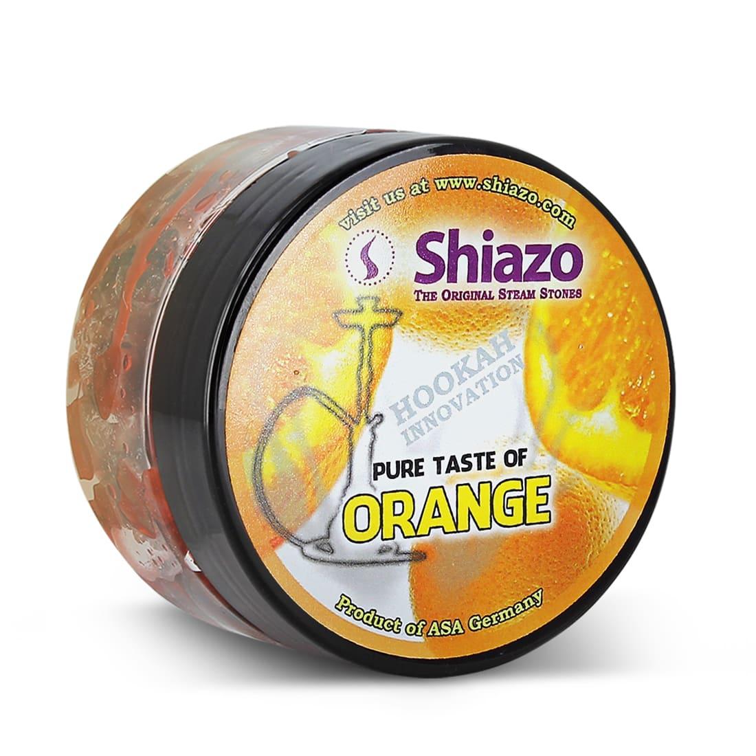 Photo de Pierres à chicha Shiazo Orange