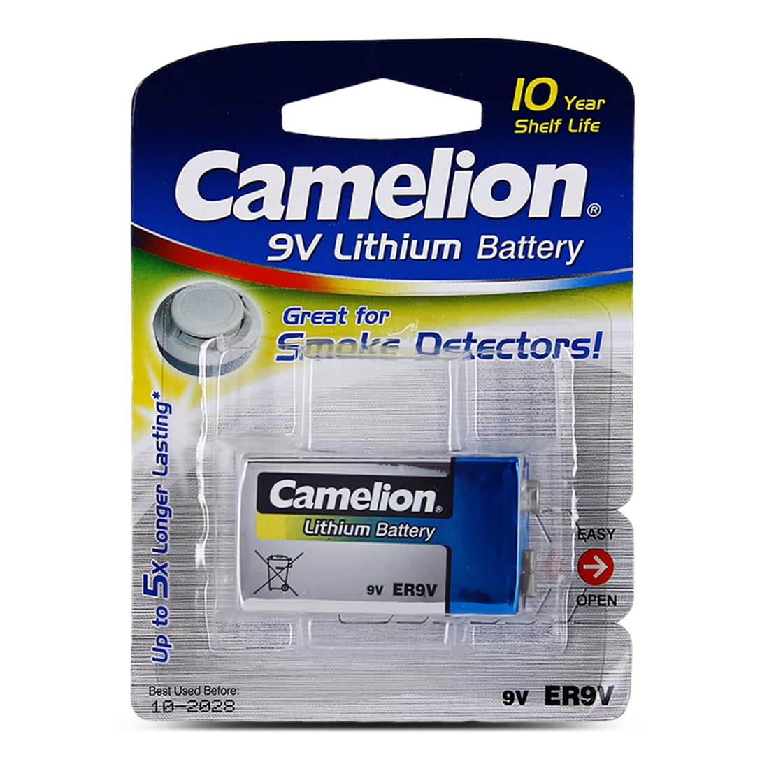 Photo de Pile Lithium Camelion CR9V