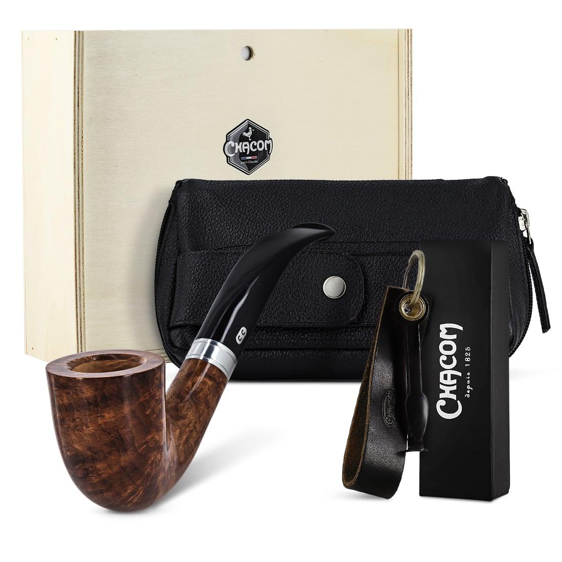 Photo de Coffret Pipe Chacom Premium Set Courbe Complet