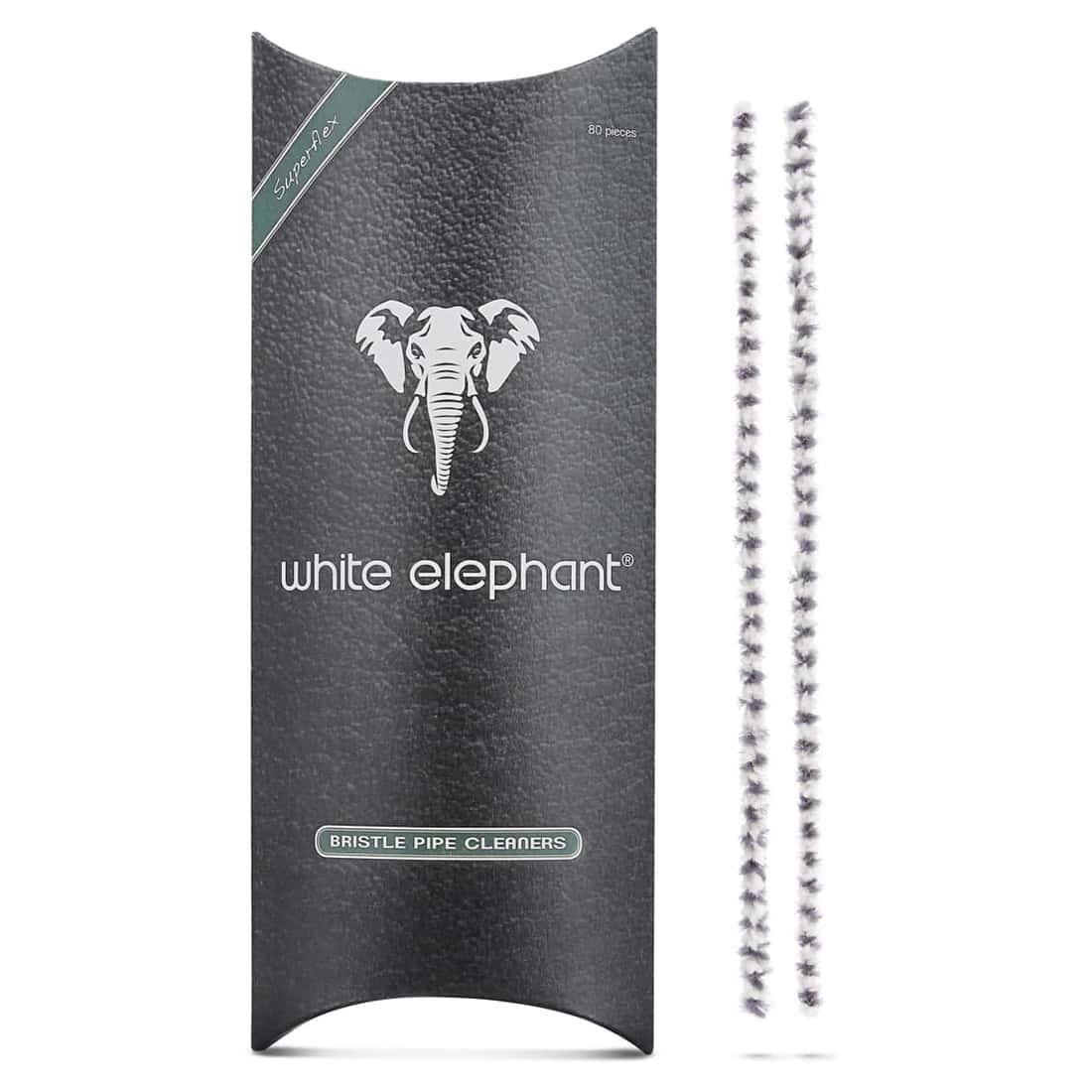 Photo de Brosses à pipes White Elephant