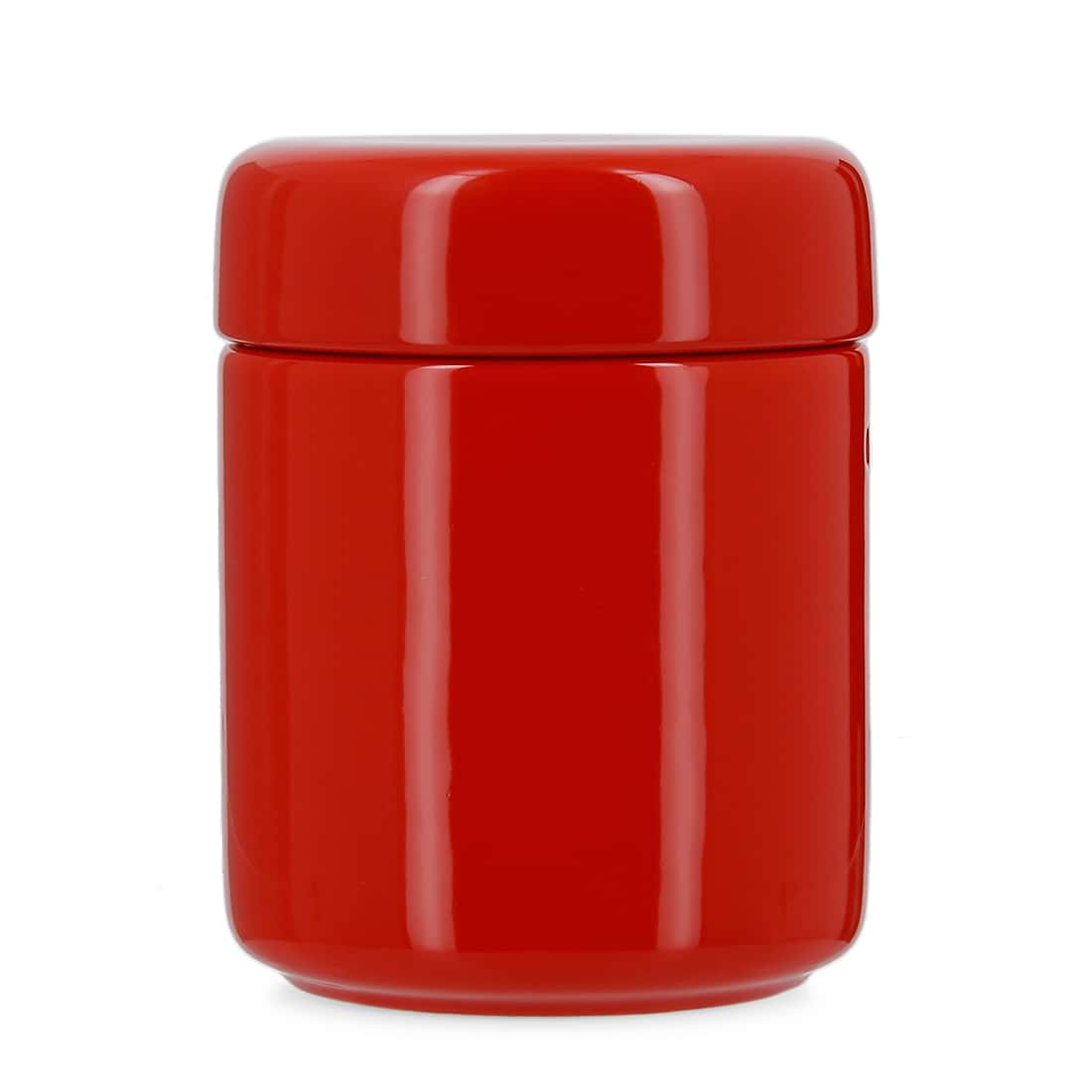 Photo de Pot à tabac Céramique Rouge