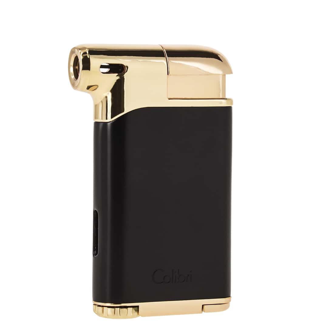 Photo de Briquet Pipe Colibri Pacific Noir et Rose