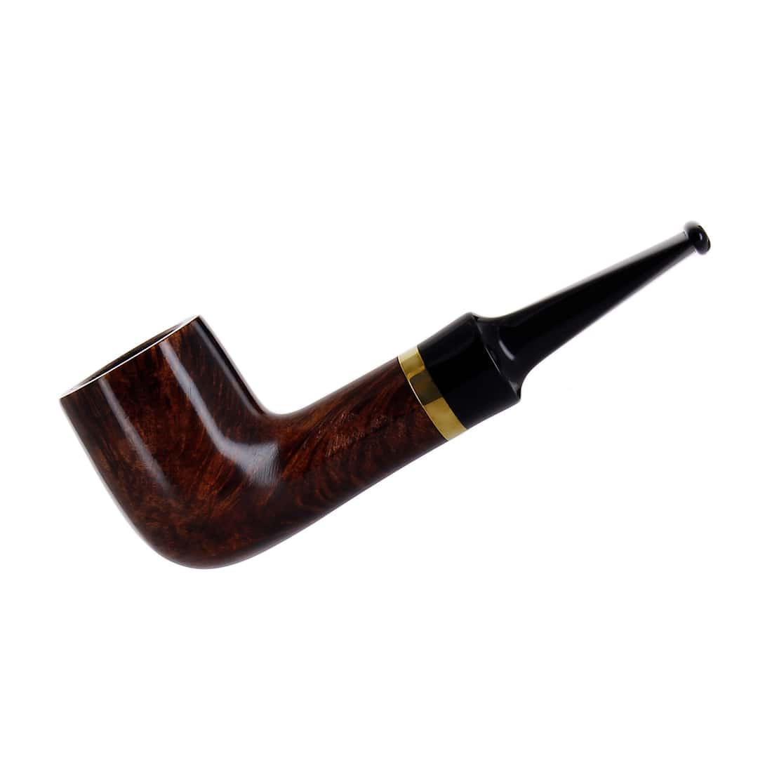Photo de Pipe AM Jolly Brown Brûle Gueule Droite 681