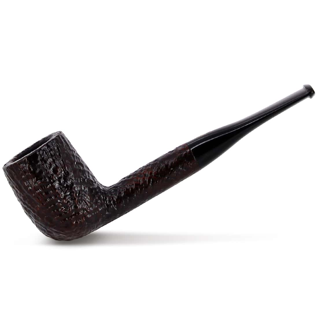 Photo de Pipe Savinelli Infinito Sandblast Dark Brown