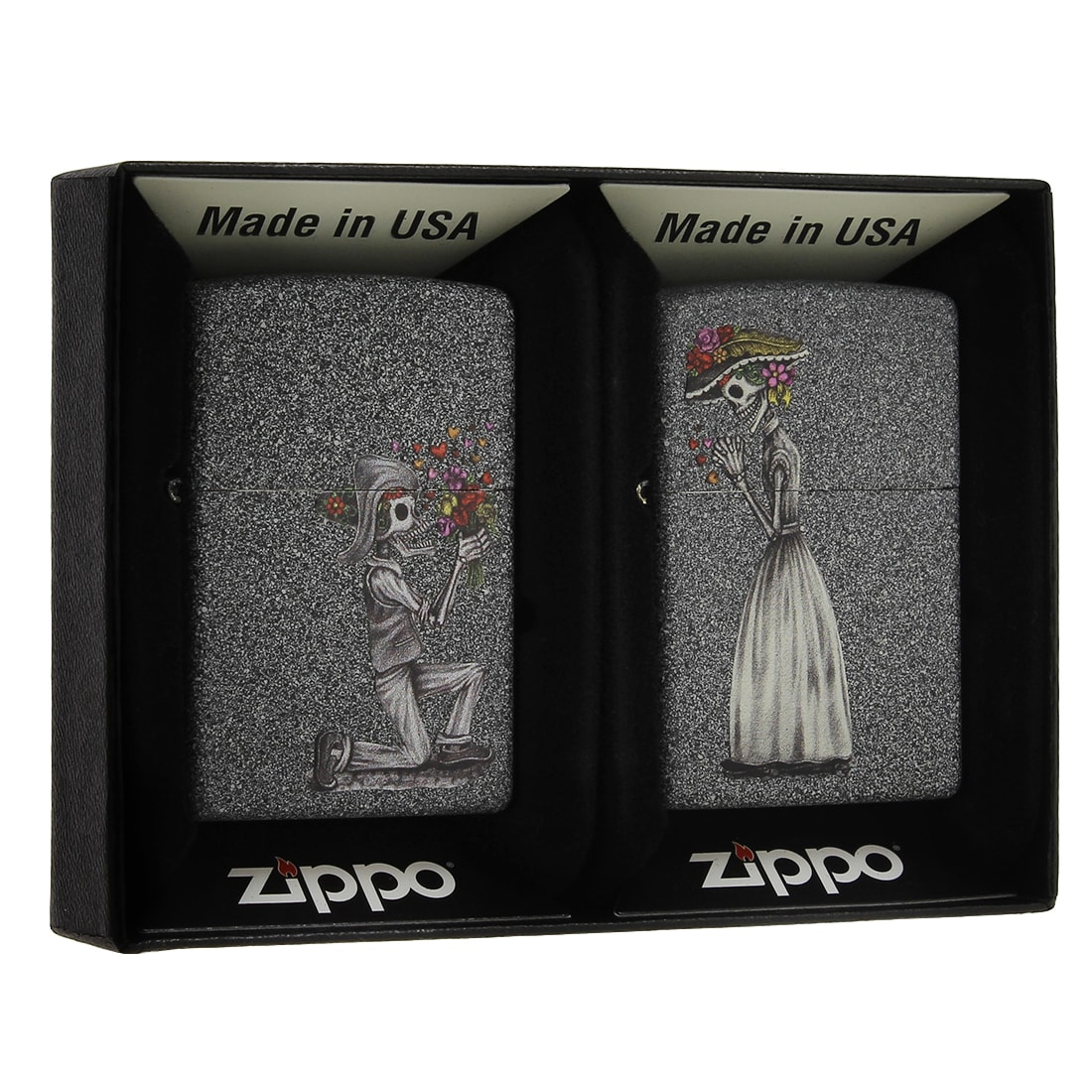 Photo de Zippo Day of Dead Skulls