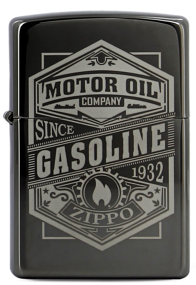 Photo de Zippo Motor Oil Sign