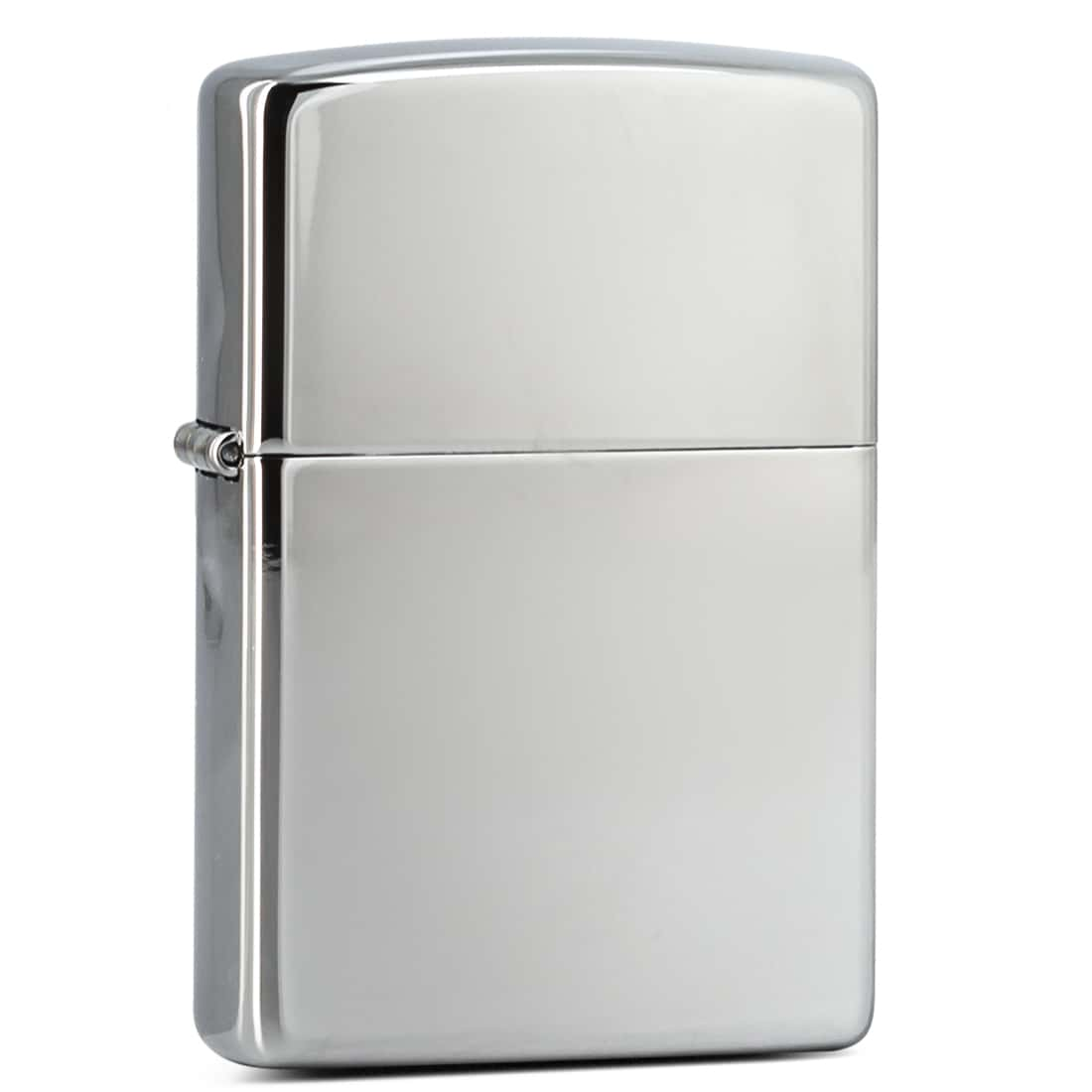Photo de Zippo high polish chromé grand modèle 850035