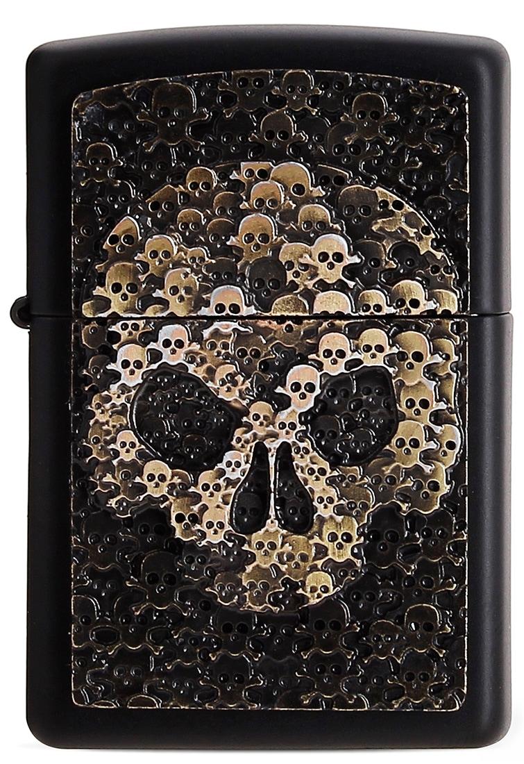 Photo de Zippo Skulls in Skull