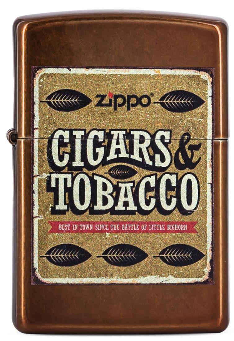 Photo de Zippo Cigars Design