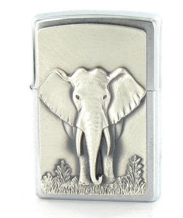 Photo de Zippo Elephant 80z482