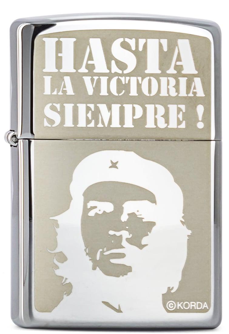 Photo de Zippo Hasta la Victoria Siempre