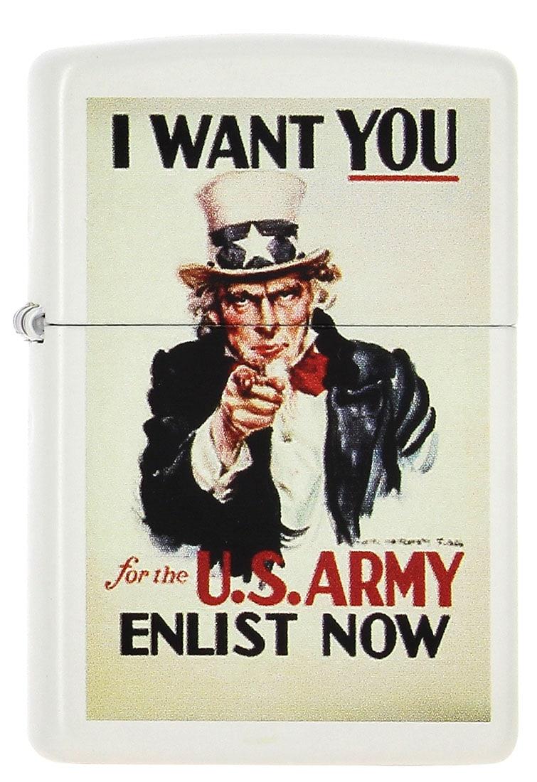 Photo de Zippo US Army I Want You