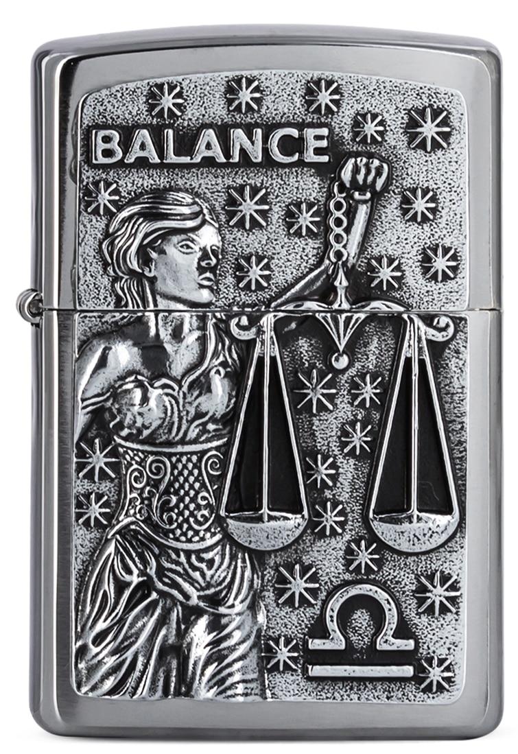 Photo de Zippo Zodiaque Balance