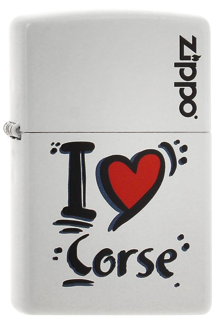 Photo de Zippo I Love Corse