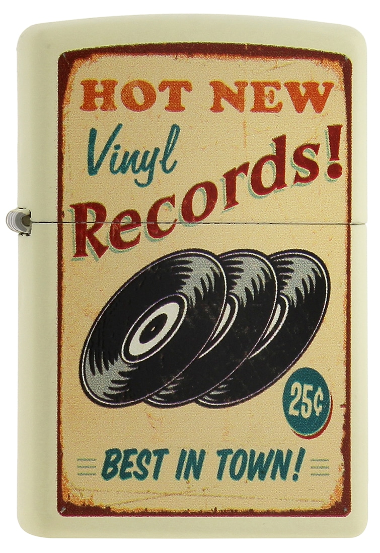 Photo de Zippo Records Vintage