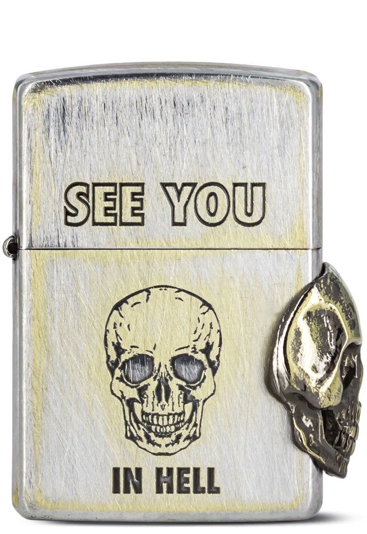 Photo de Zippo See You in Hell