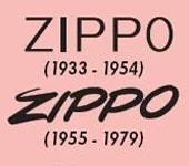 Les logos Zippo