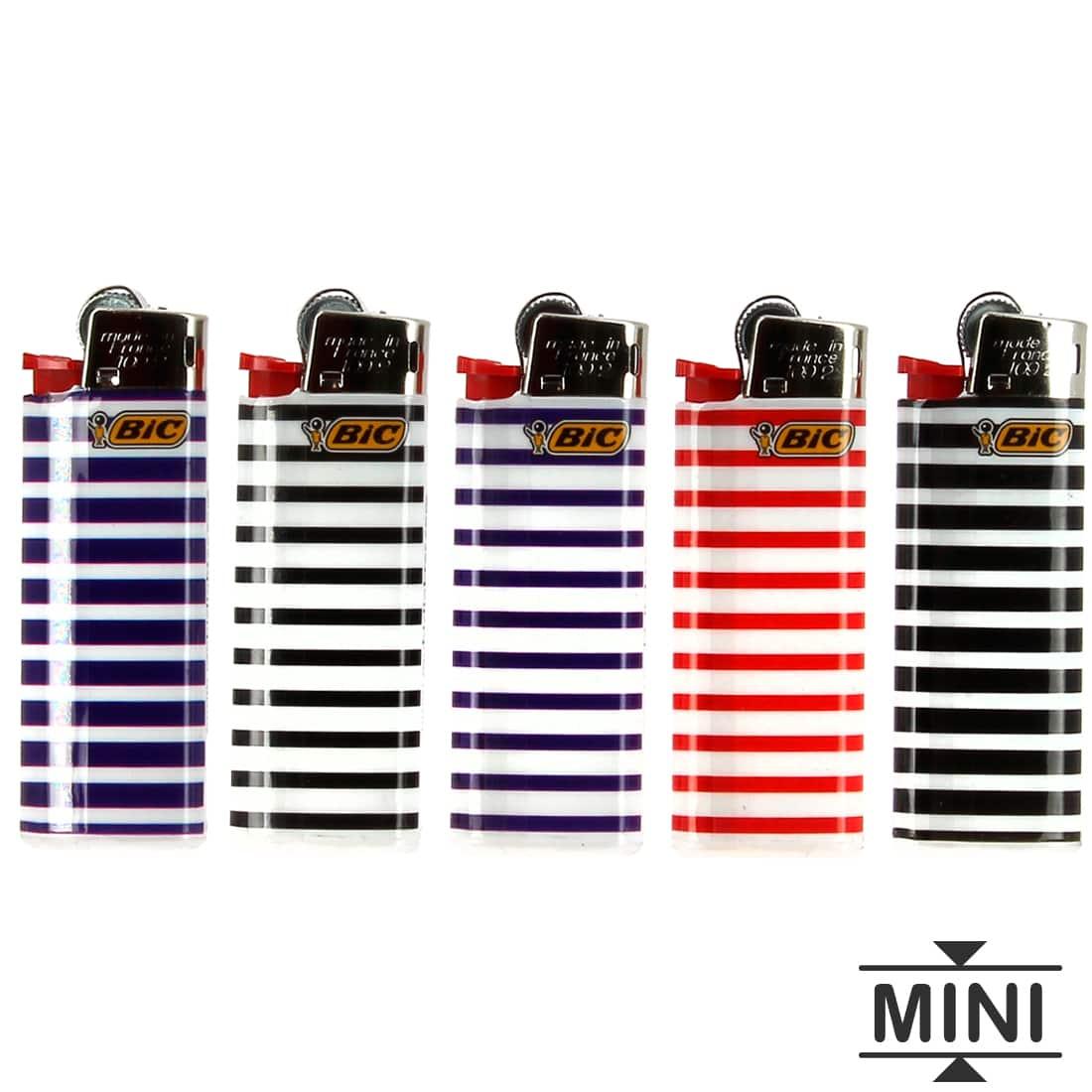 Photo #2 de 50 briquets Bic mini à pierre Marine