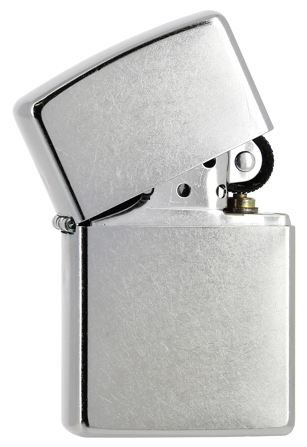 Photo #1 de Zippo regular street chrome 852454