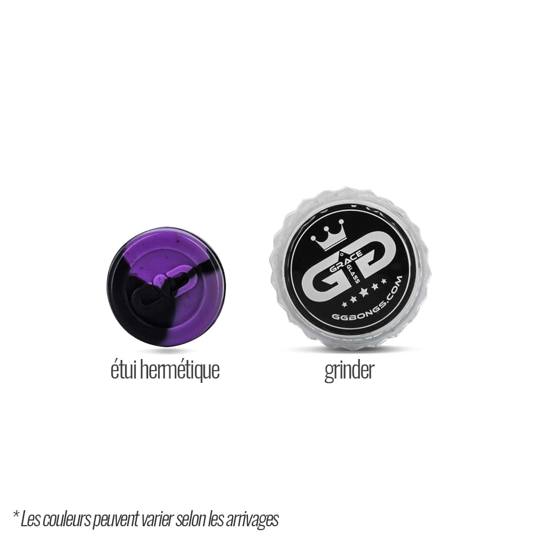 Photo #3 de Bang en Verre Grace Glass 420 Deluxe Curve