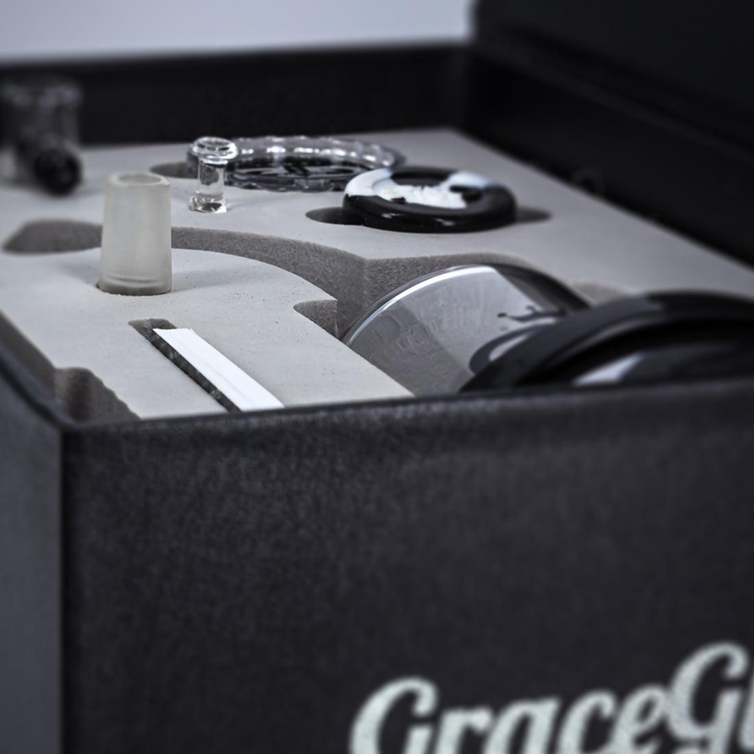 Photo #4 de Bang en Verre Grace Glass 420 Deluxe Curve