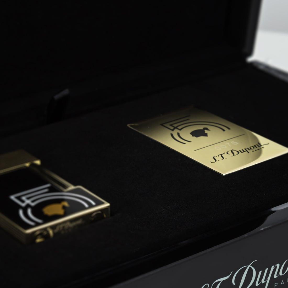 Photo #4 de Briquet S.T. Dupont Ligne 2 Cohiba 55th Anniversary