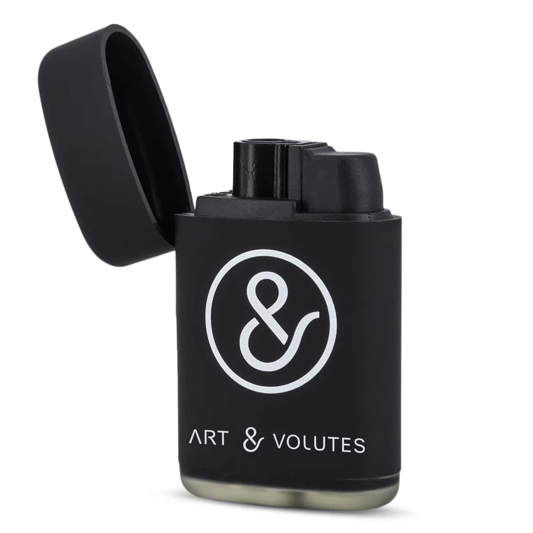 Photo #1 de Briquet torche Art & Volutes Noir