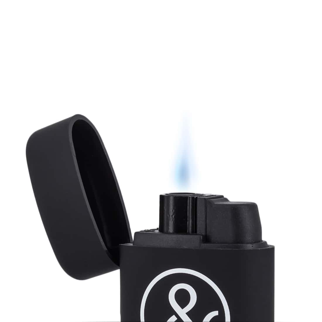 Photo #2 de Briquet torche Art & Volutes Noir