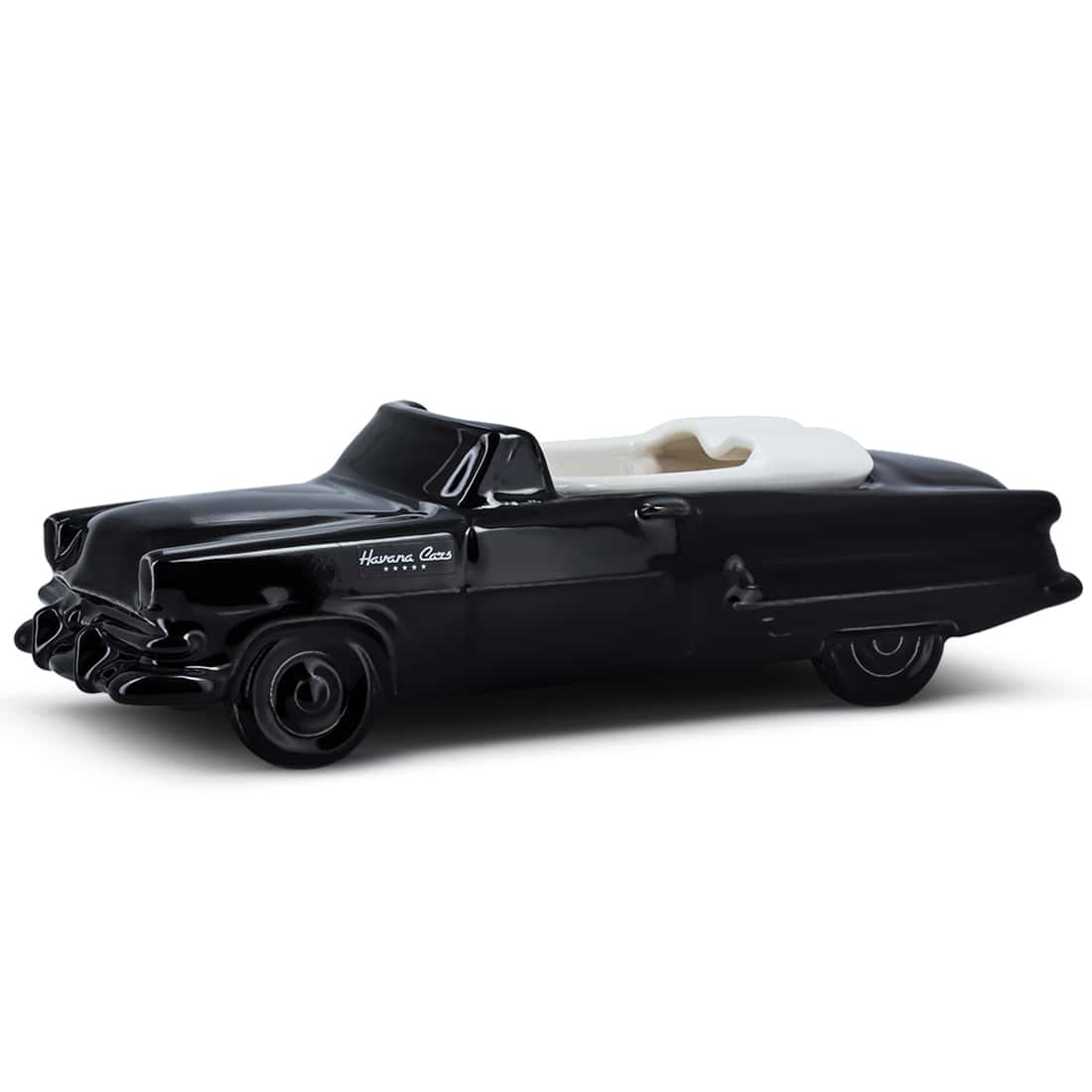 Photo #1 de Cendrier Havana Club Car Noir