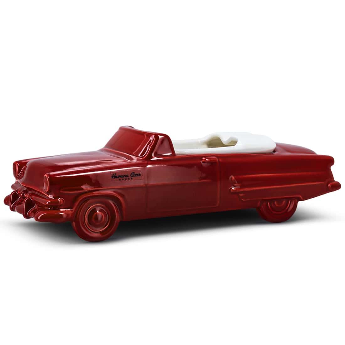 Photo #1 de Cendrier Havana Club Car Rouge