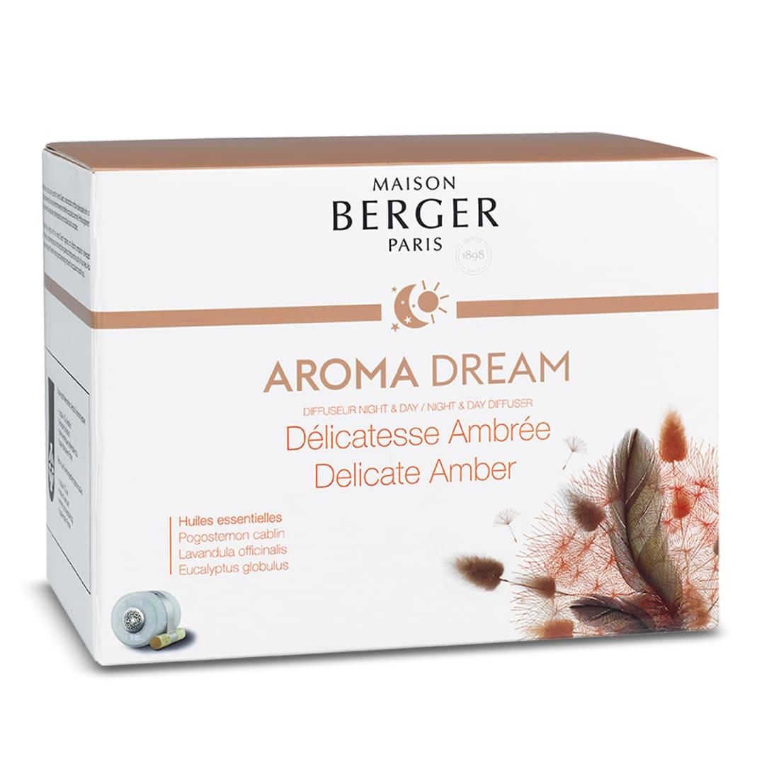 Photo #3 de Coffret Diffuseur Night & Day Maison Berger Aroma Dream