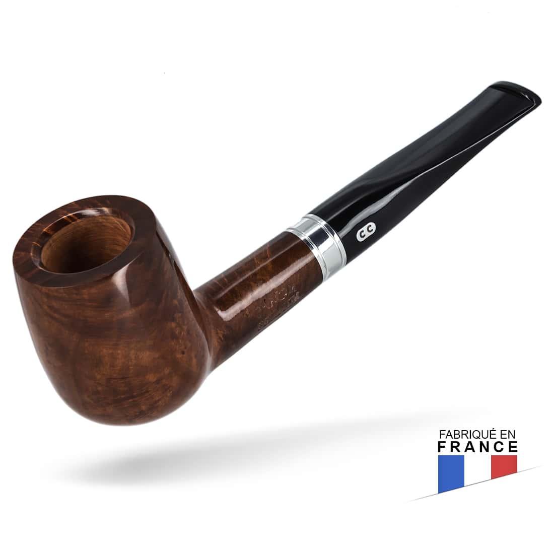 Photo #2 de Coffret Pipe Chacom Premium Set Droit Classique Complet