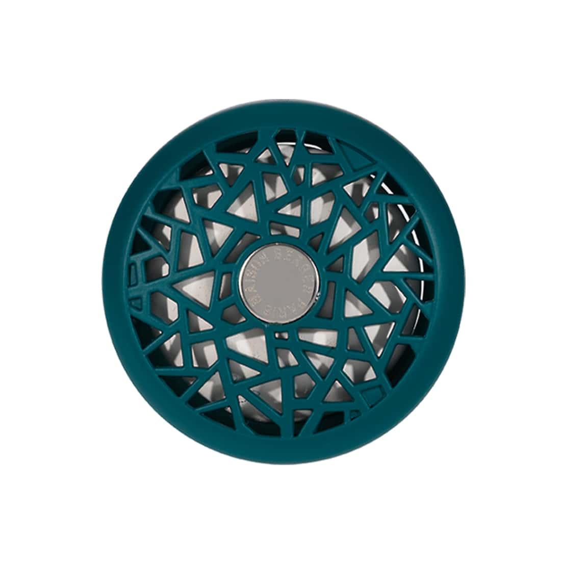 Photo #1 de Diffuseur Voiture Lampe Berger Jardin Aromatique Bleu