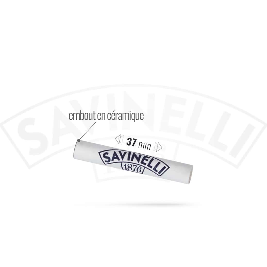 Photo #1 de Filtres Pipe Charbon 6 mm Savinelli x5