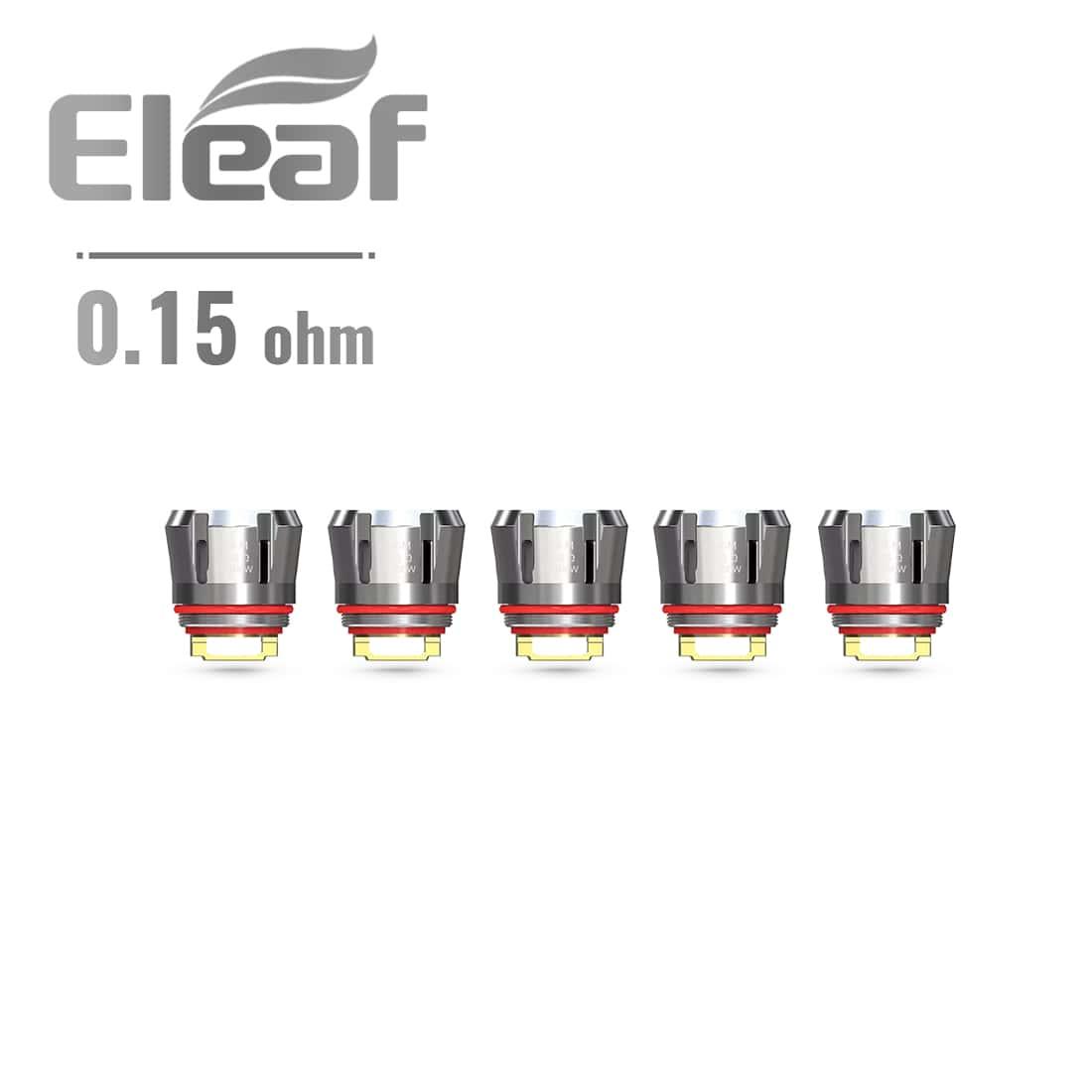 Photo #5 de Pack cigarette-electronique Eleaf Istick Nowos Noire avec 5 x Résistance
