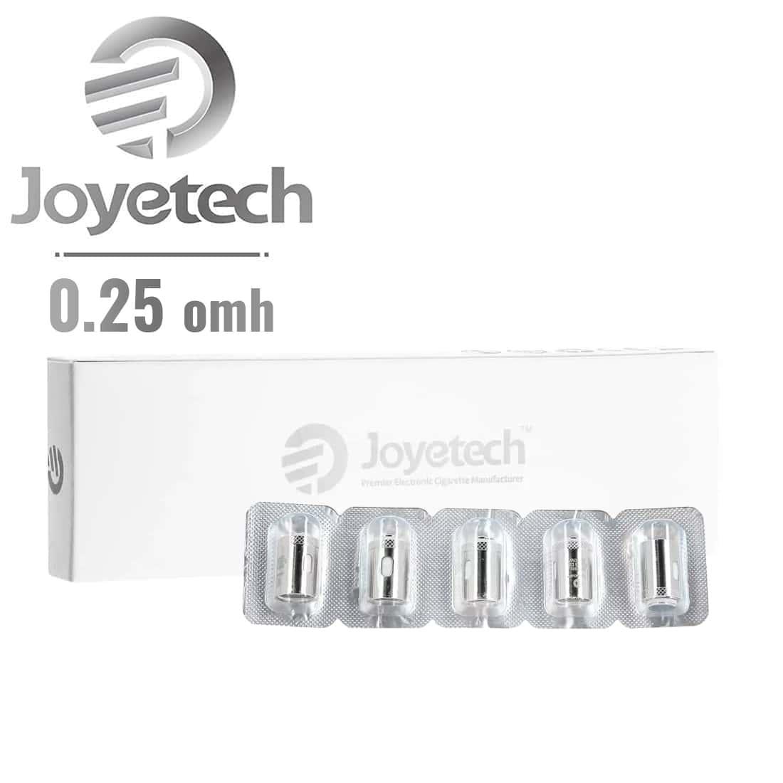 Photo #4 de Pack cigarette-electronique Joyetech AIO Grise et 5 x Résistances