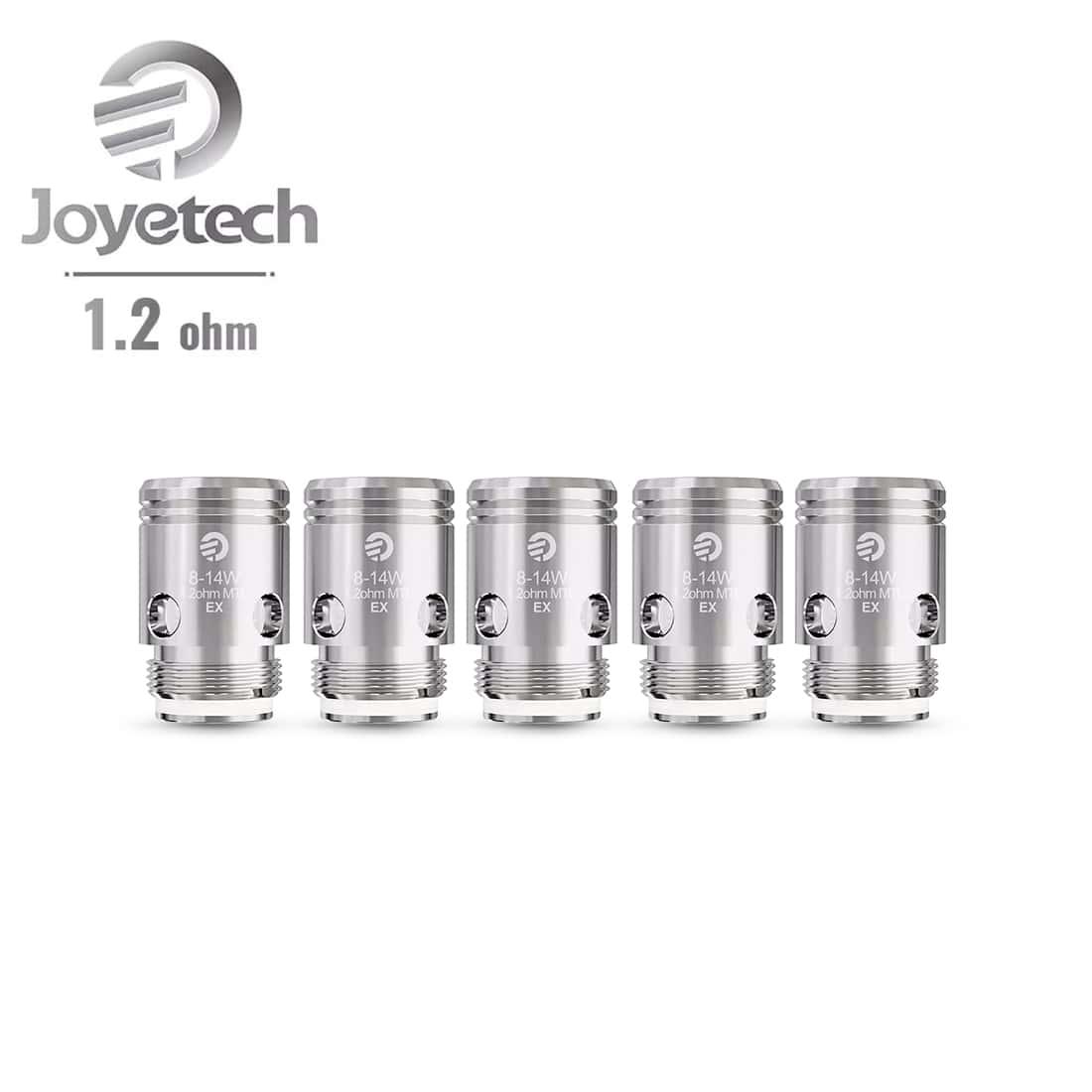 Photo #5 de Pack cigarette-electronique Joyetech Exceed Edge Rouge et 5 x Résistances