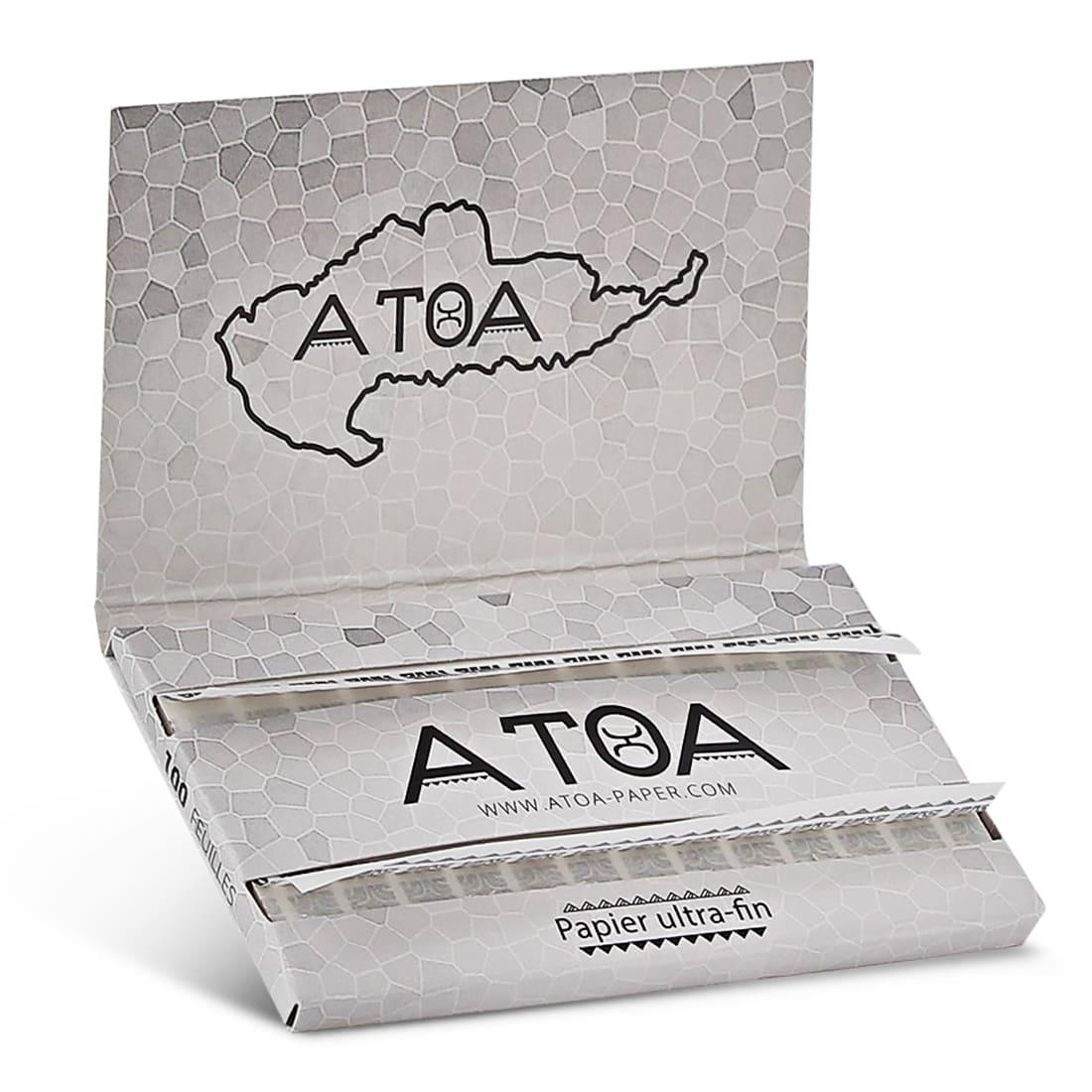 Photo #1 de Papier a rouler ATOA Regular x10
