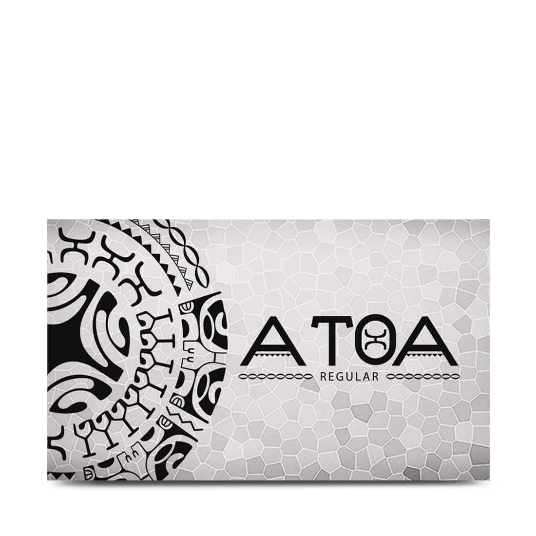 Photo #1 de Papier a rouler ATOA Regular x25